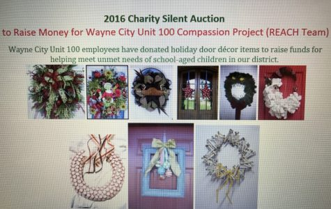 2015 Charity Silent Auction