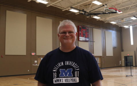 Lamar Choate…Volleyball Coach Extraordinaire!
