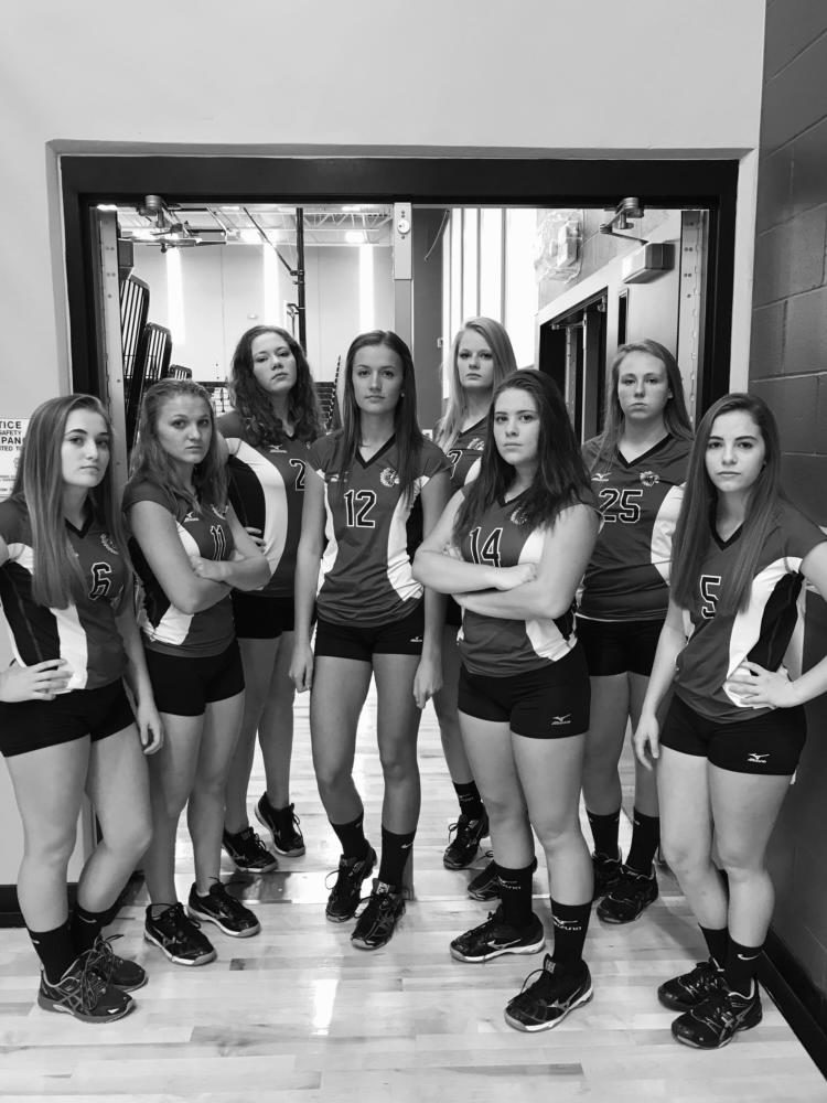 WCHS Volleyball Team is Ready for a Killer Season