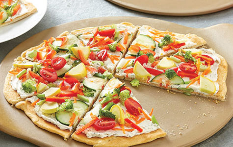 How To Make a Veggie Pizza