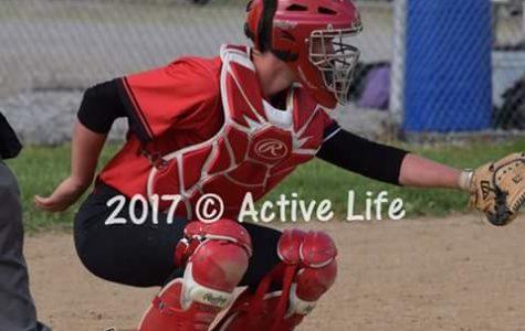 Anatomy of Dane Horton's Baseball Uniform