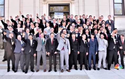 Male Students Give Nazi Salute at Almost All-White School