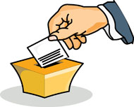Voting Clipart