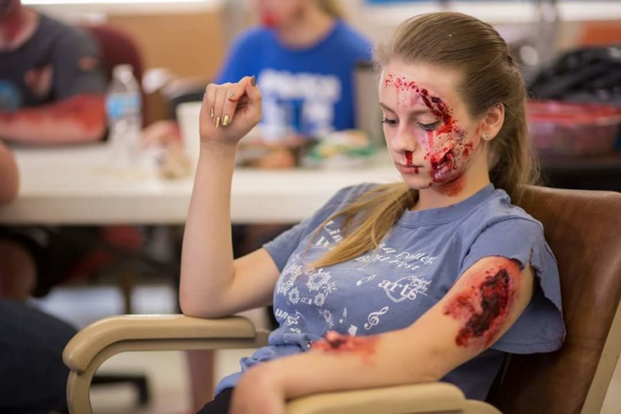 Special Effects Makeup How-To