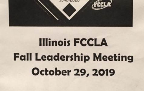 FCCLA Goes to Fall Leadership Meeting