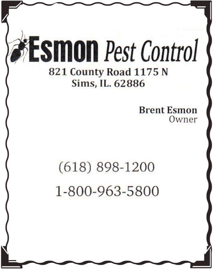 Esmon+Pest+Control