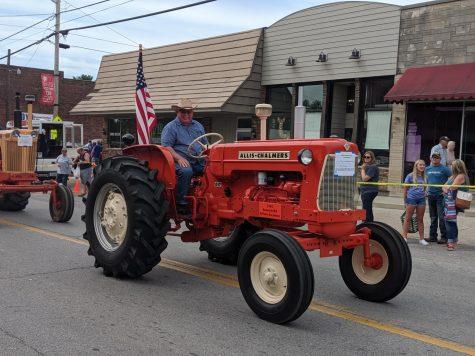 Tractors At Bean Days